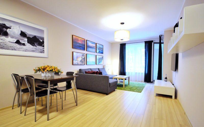 Apartament A001 Polanki apartamenty kołobrzeg -2
