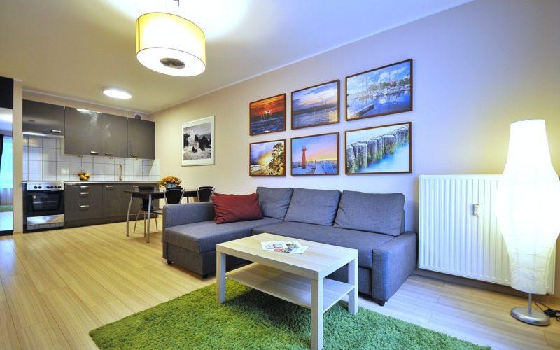 Apartament A001 Polanki apartamenty kołobrzeg-3