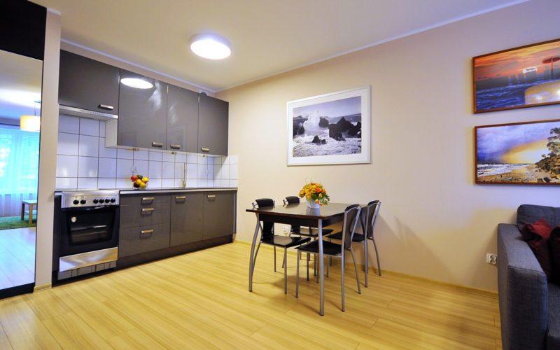 Apartament A001 Polanki apartamenty kołobrzeg -4