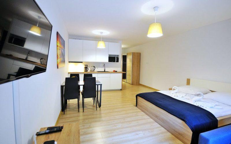 Apartament A001 Polanki Park-5