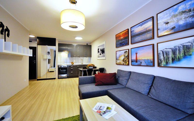 Apartament A001 Polanki apartamenty kołobrzeg