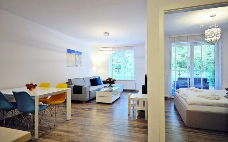 Apartament A002 Polanki Park-5