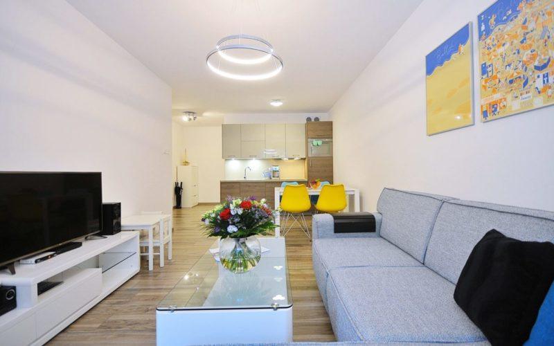 Apartament A002 Polanki Park