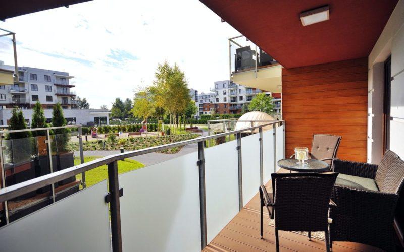 Apartament A004 Polanki Park-4