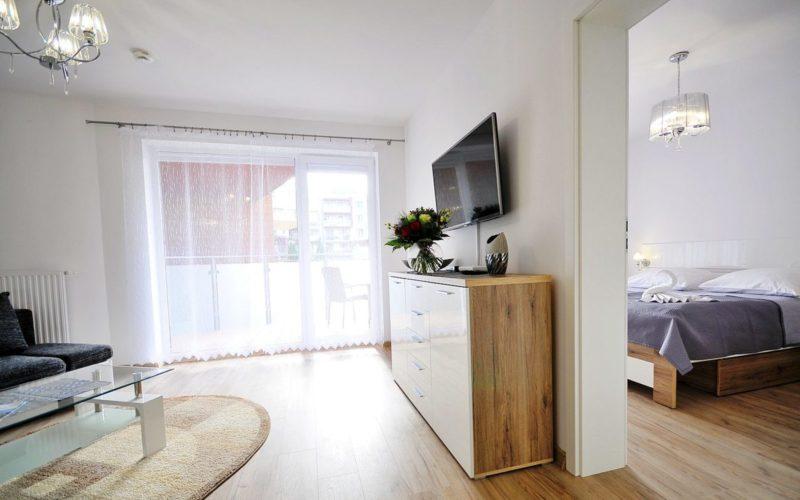 Apartament A004 Polanki Park-5