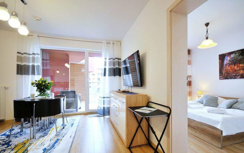 Apartament A104 Polanki Park-5