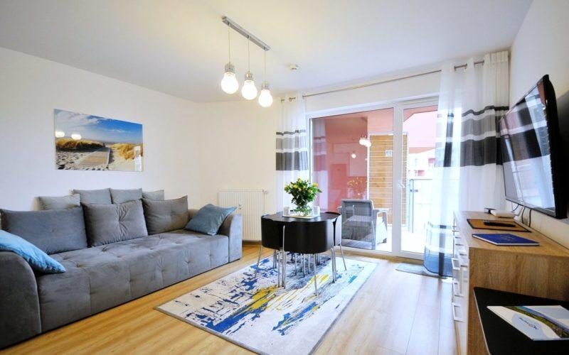 Apartament A104 Polanki Park