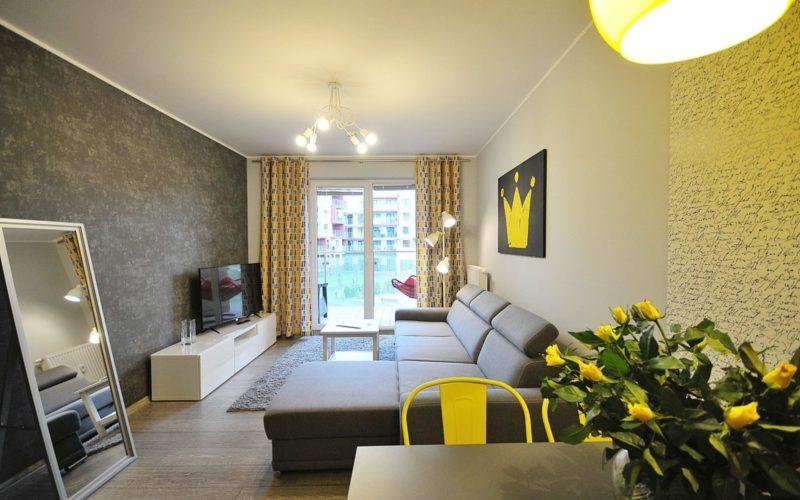 Apartament A105 Polanki Park-2