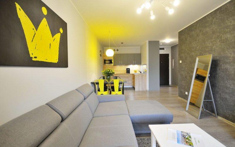 Apartament A105 Polanki Park-3