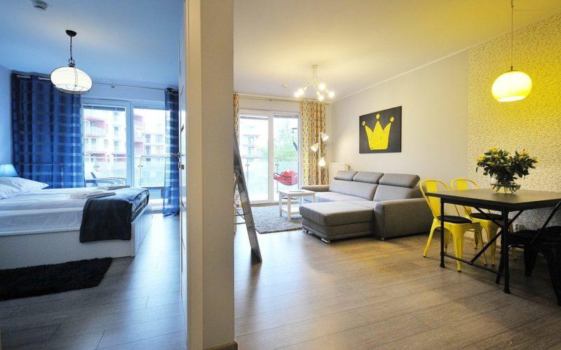 Apartament A105 Polanki Park-4