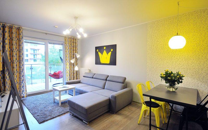 Apartament A105 Polanki Park