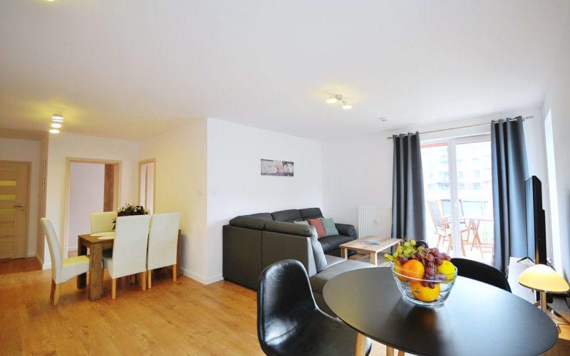 Apartament A107 Polanki Park-3