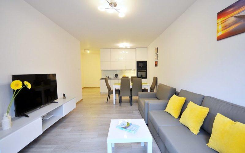 Apartament A202 Polanki Park