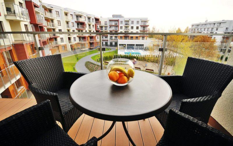Apartament A205 Polanki Park-10