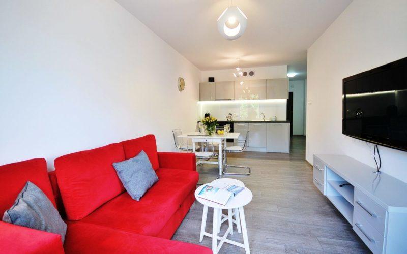Apartament A301 Polanki Park