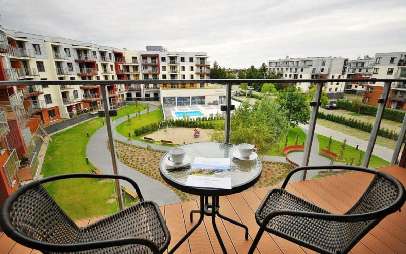 Apartament A305 Polanki Park-10