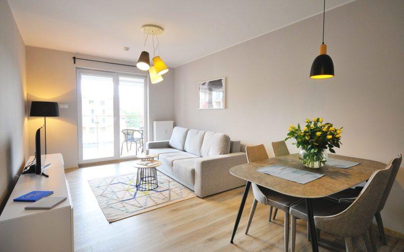 Apartament A305 Polanki Park-3