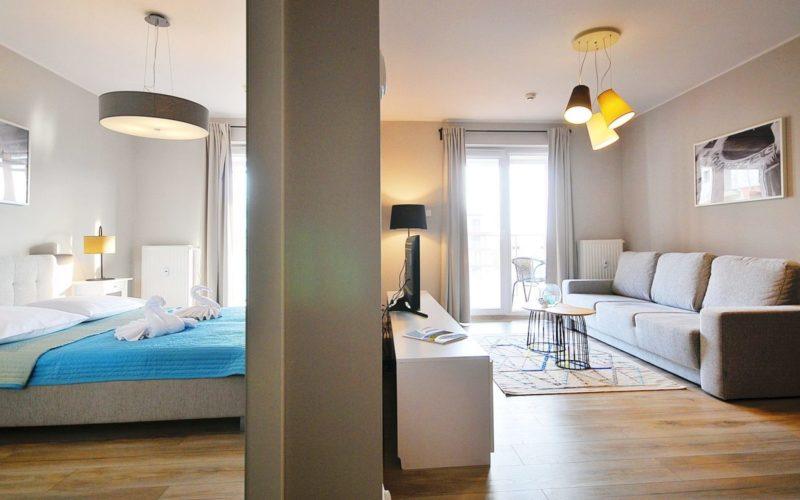 Apartament A305 Polanki Park-4