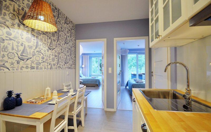 Apartament A402 Polanki Park-7