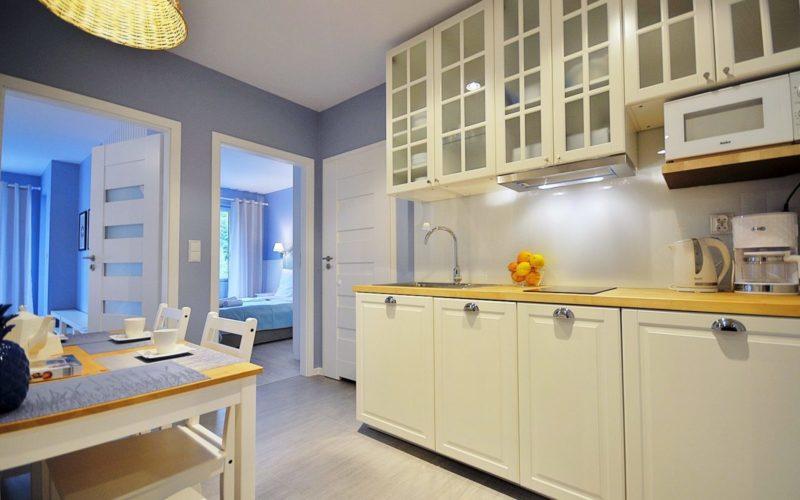 Apartament A402 Polanki Park-8
