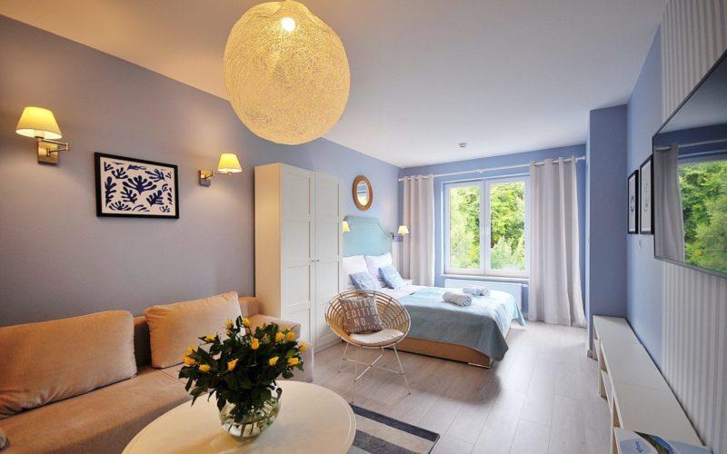 Apartament A402 Polanki Park