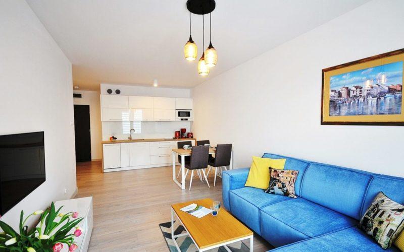 Apartament A405 Polanki Park-4