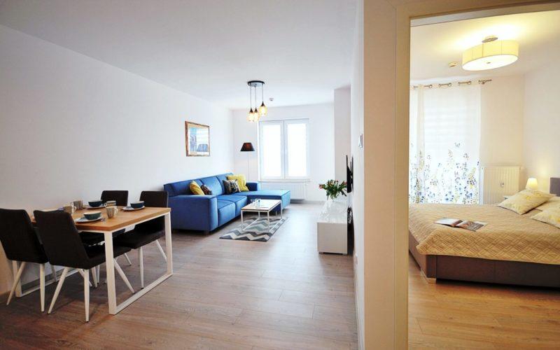 Apartament A405 Polanki Park-6