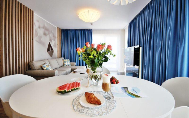 Apartament A406 Polanki Park-2