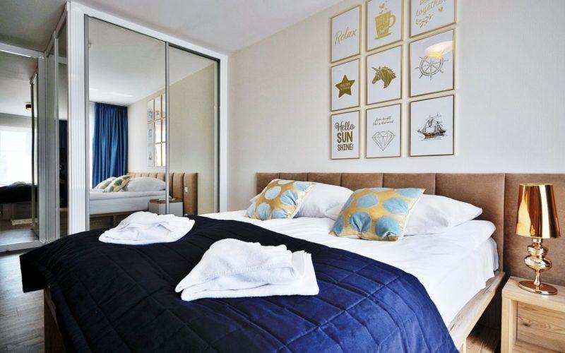 Apartament A406 Polanki Park-6