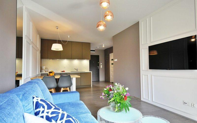 Apartament B004 Polanki Park-2