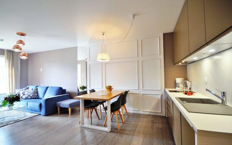 Apartament B004 Polanki Park-3