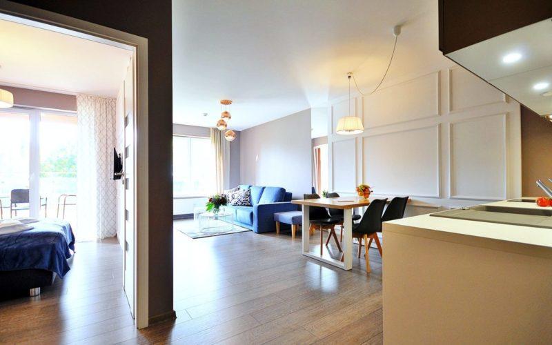 Apartament B004 Polanki Park-4