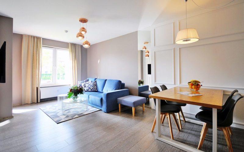 Apartament B004 Polanki Park
