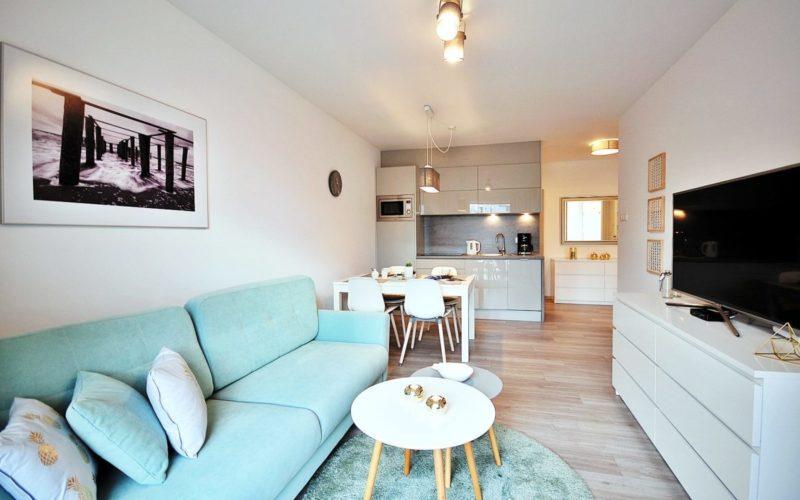 Apartament B006 Polanki Park-3