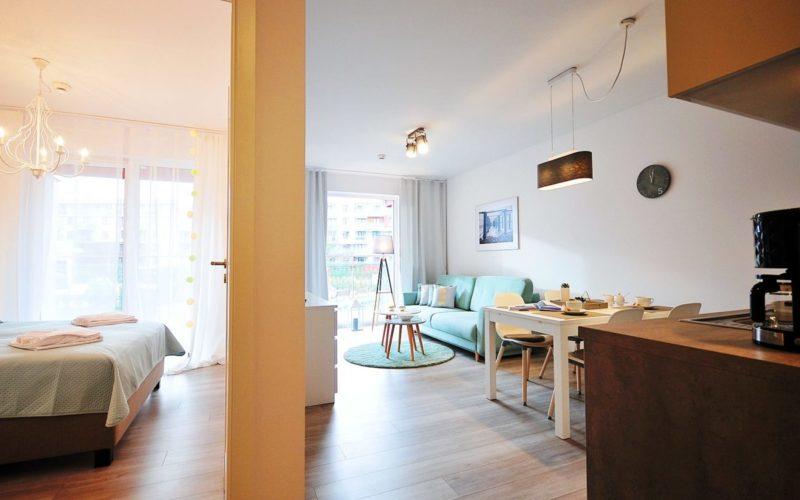 Apartament B006 Polanki Park-5