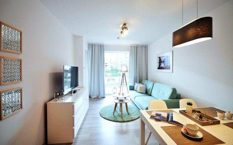 Apartament B006 Polanki Park