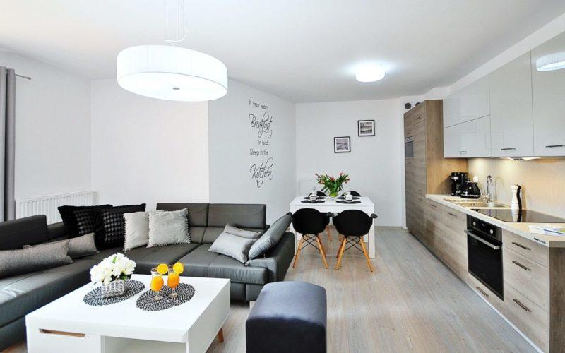 Apartament B103 Polanki Park-4