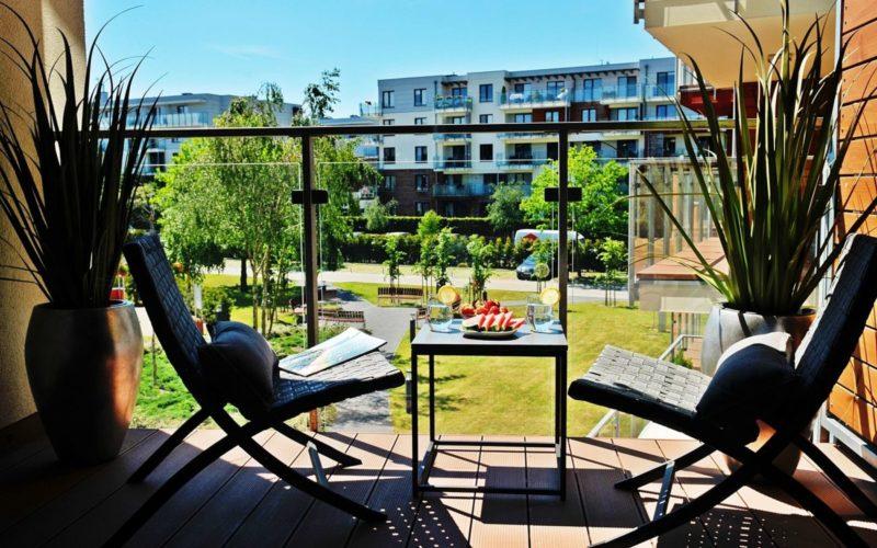 Apartament B103 Polanki Park-6