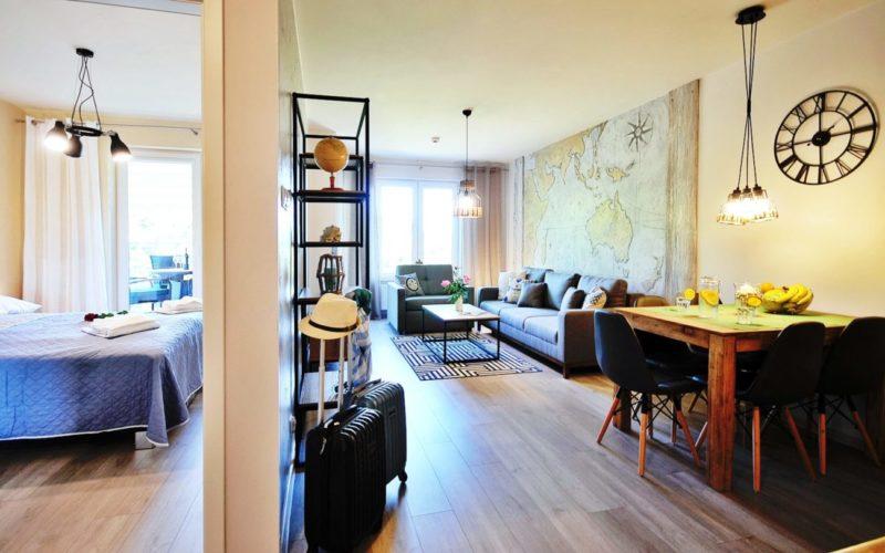 Apartament B202 Polanki Park-5