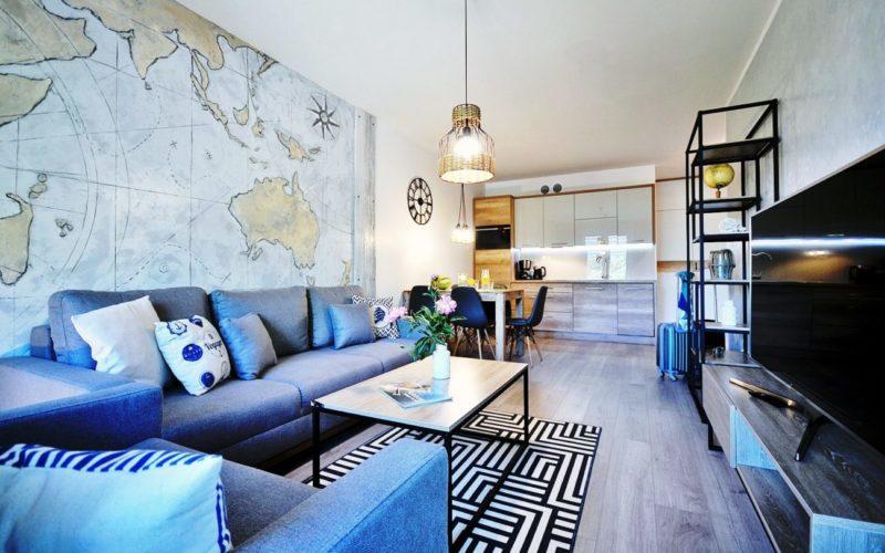 Apartament B202 Polanki Park