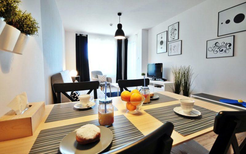 Apartament B208 Polanki Park-3