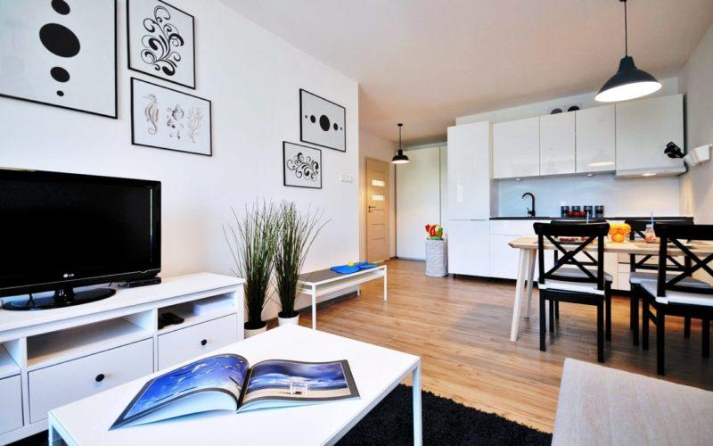 Apartament B208 Polanki Park