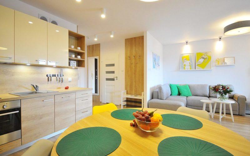 Apartament B305 Polanki Park-3