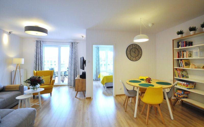 Apartament B305 Polanki Park-4