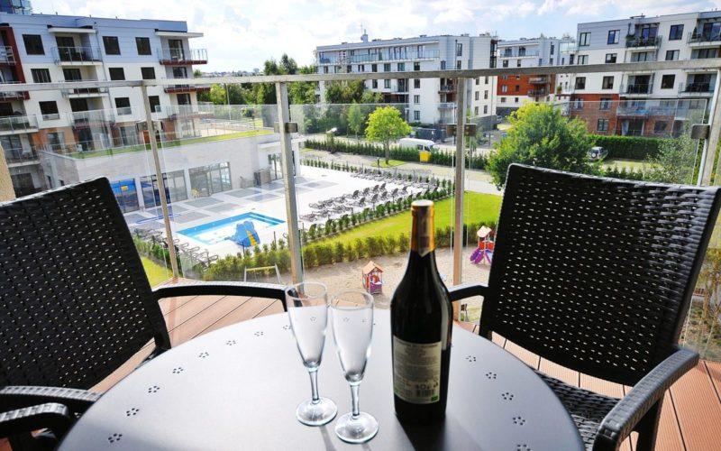 Apartament B305 Polanki Park-8