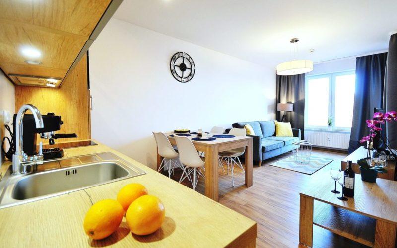 Apartament B401 Polanki Park-2