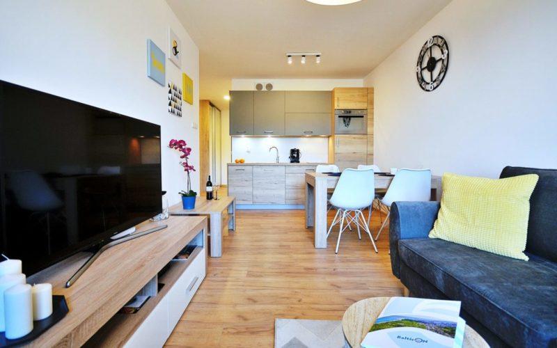 Apartament B401 Polanki Park-3