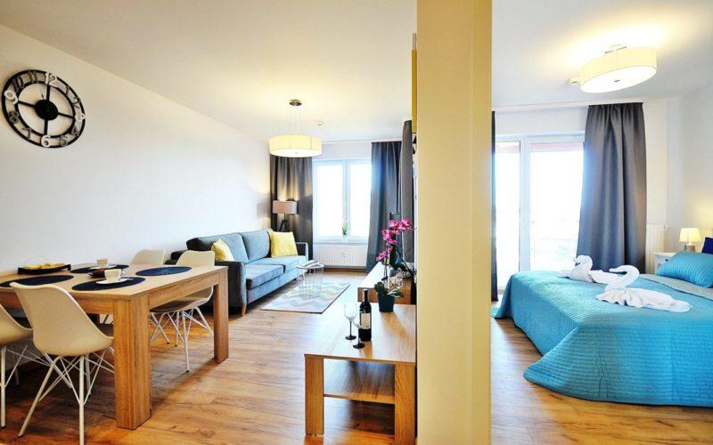 Apartament B401 Polanki Park-5