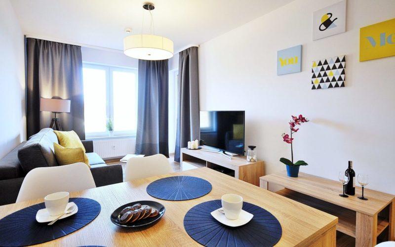 Apartament B401 Polanki Park