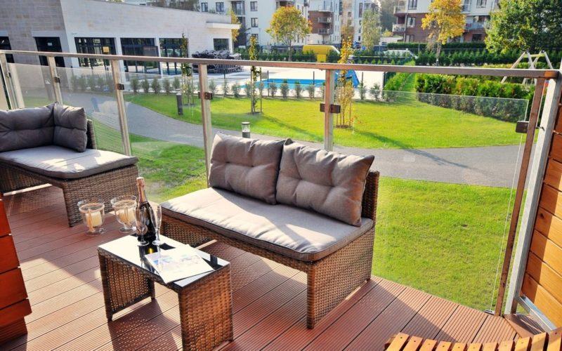 Apartament C003 Polanki Park-10